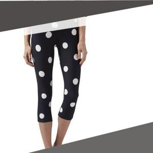 *SOLD* Reebok Lux Bold Dotted Women's  3/4 legging